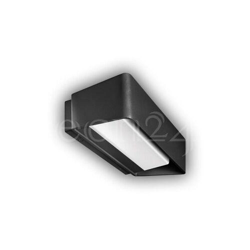 GEV Wandlampe LED Aussenlampe Caroline IP65 anthrazit