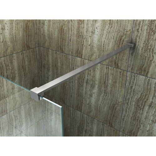 ALPHABAD 140 cm Designer-Haltestange für Duschwände