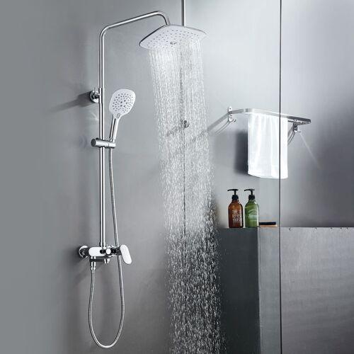 Bonade - Duschsystem Regendusche, 9 zoll Überkopfbrause inkl.