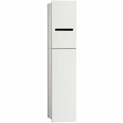 Emco asis module 2.0 WC-Modul - Unterputzmodell, Papierhalter, 1 Tür