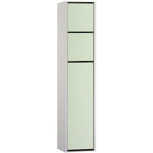 EMCO asis module 150 WC-Modul-Aufputzmodell, Feuchtepapierbox, Papierhalter,