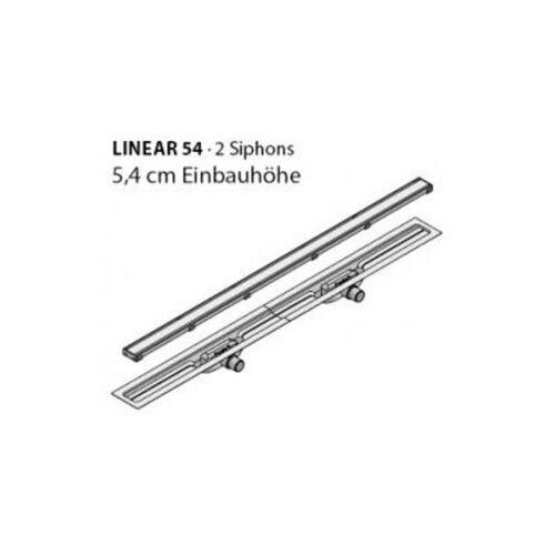 I-Drain Drain Linear L