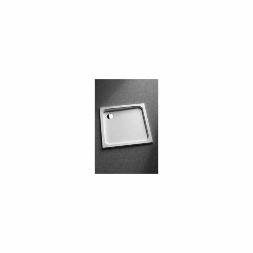KORALLE Duschwanne T200 80x80x6, weiss - VL151080080201 - Koralle