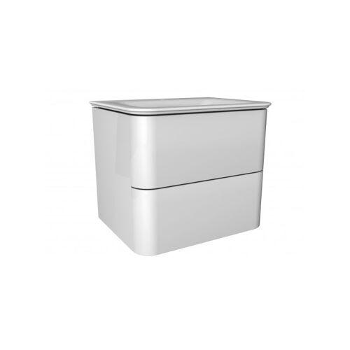 LANZET EKKO Waschtischunterschrank 60 cm mit Waschtisch-'7359412' - Lanzet