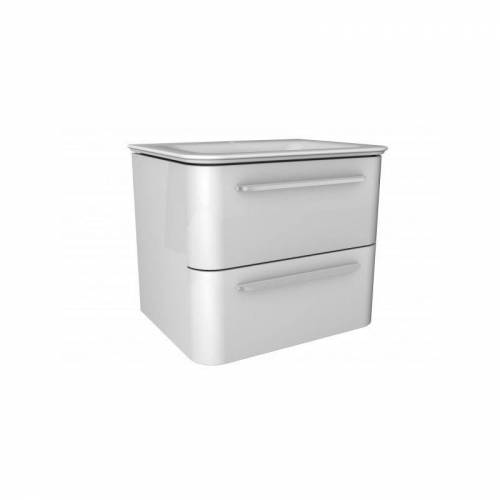 LANZET EKKO Waschtischunterschrank 60 cm mit Waschtisch-'7359512' - Lanzet