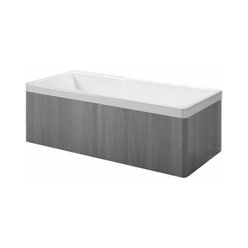 Laufen Holzverkleidung 2-tlg für Badewanne rechts weiß - 2986865600001