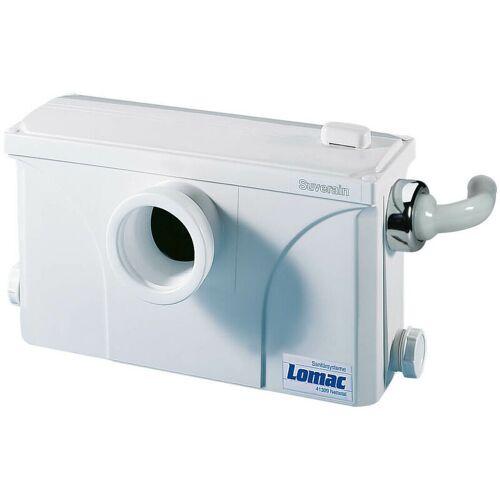 LOMAC SFA Suverain 3000-A WC Hebeanlage Schmutzwasser Fäkalien-Hebeanlage