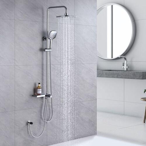 Lonheo Regendusche Duschsäule Duschset Duschsystem mit