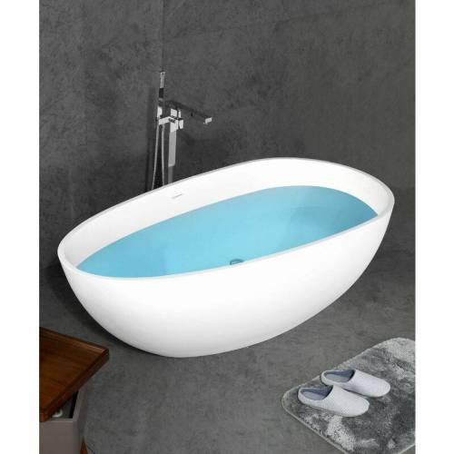 Glasdeals - Mineralguss-Badewanne TIN-170