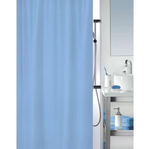 MSV blauer Vorhang 120cm - MSV