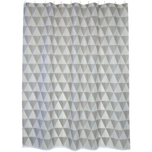 MSV Narok grauer Vorhang 180cm