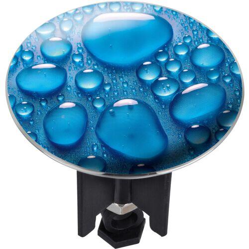 WENKO Pluggy® Abflussstöpsel XL Waschbeckenstöpsel Stöpsel Waschbecken