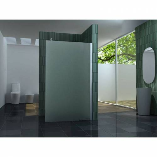 IMPEX-BAD 10 mm Duschtrennwand FREE-F 160 x 200 cm - IMPEX-BAD