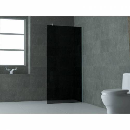 IMPEX-BAD 10 mm Duschtrennwand FREE-S 140 x 200 cm - IMPEX-BAD