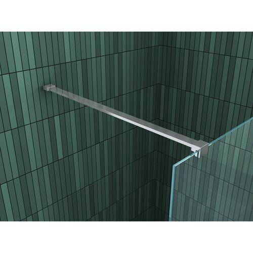IMPEX-BAD_DE 140 cm Designer-Haltestange für Duschwände