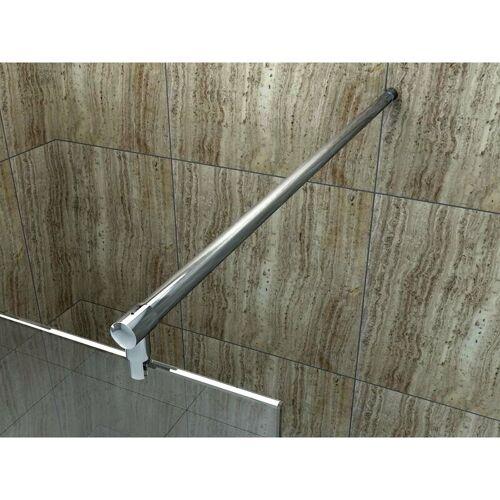 ALPHABAD 140 cm Haltestange für Duschwände