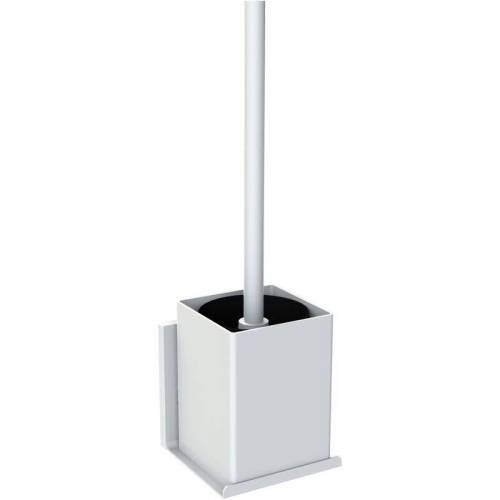 ALLIBERT Klobürste mit Container-Loft-Spiel weiß matt - Allibert