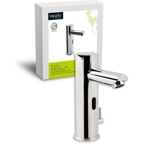 AQUASU ' ® 78149 7 Berührungslose Armatur Flash mit Sensor   Für Waschtisch