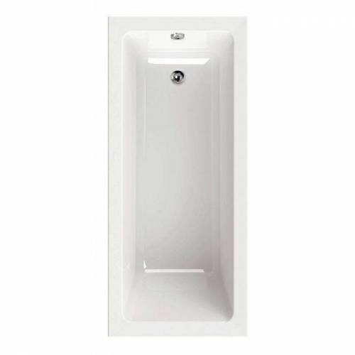 SANITOP WINGENROTH Acryl-Badewanne Linha 160 x 70 cm Rechteckig Weiß Rechteck-badewannen