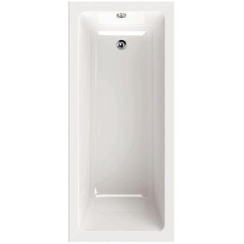 AQUASU ' ® Acryl - Badewanne linHa I 170 x 75 cm I Weiß I Wanne I Badewanne I