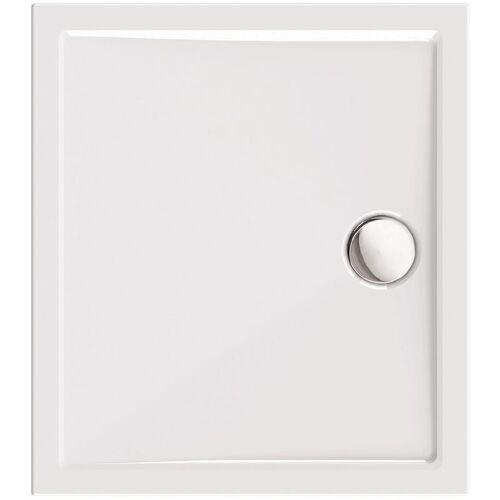 AQUASU ' ® Acryl - Dusch - Wanne tEso 90 I 100 x 90 cm I Weiß I Duschwanne I