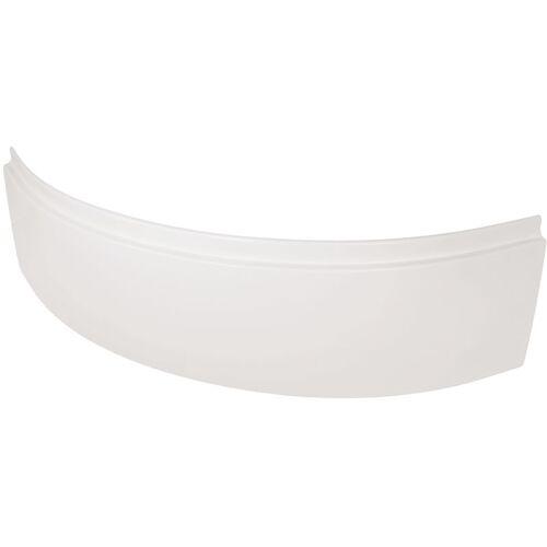 AQUASU ' ® Schürze zur Acryl-Eckbadewanne Meleo 140 x 140 cm   Weiß   Bad