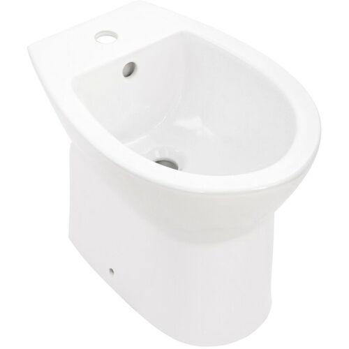 AQUASU ' ® Stand-Bidet   Bodenstehend   Weiß - Aquasu