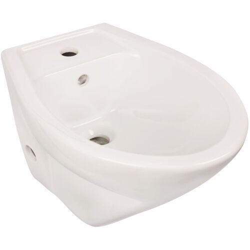 AQUASU ' ® Wand-Bidet   Hänge-Bidet   Weiß - Aquasu