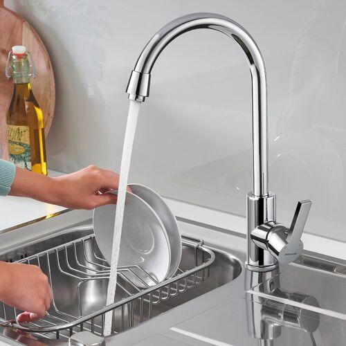 BONADE Armatur Einhebel Wasserhahn Küchenarmatur Waschtischarmatur