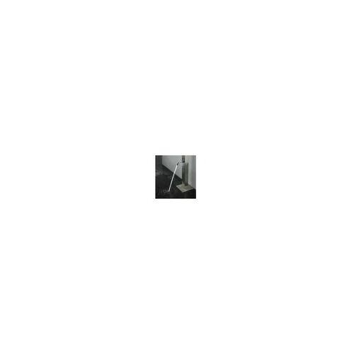 BODYCLEAN Außenduschsäule aus Edelstahl 2000 x 110 x 70 mm (S165) für Duschkabine