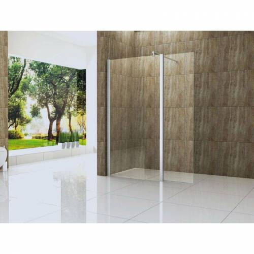 ALPHABAD Bewegliches Seitenteil für Duschtrennwand VACANTE (60 cm) - ALPHABAD