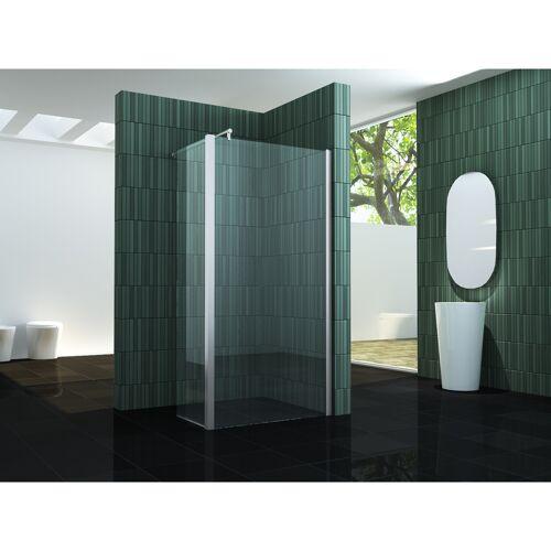 IMPEX-BAD Bewegliches Seitenteil für Duschtrennwand FREE (50 cm)