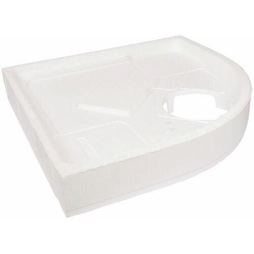 CALMWATERS ® - Modern Select - Duschwannenträger aus Styropor für