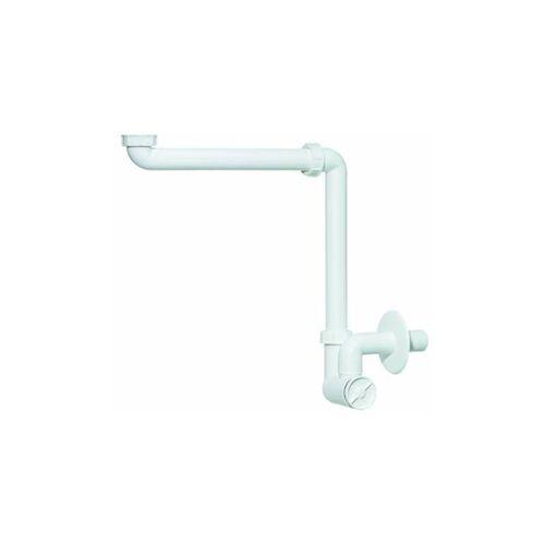 DALLMER Waschtisch-Möbel-Siphon 137, DN 32, 051103 - Dallmer