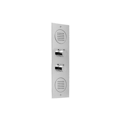 Demm Duschsystem mit Thermostat Set,, Comfort, dreiwegeventil, 2