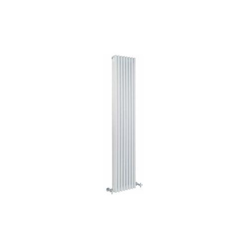 Hudson Reed Heizkörper Regent - Vertikaler Röhrenheizkörper aus Stahl