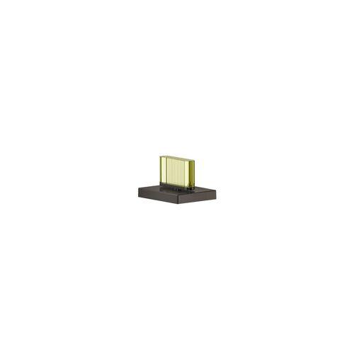 Dornbracht CL.1 Seitenventil rechtsschließend, kalt, mit Swarowski Kristall