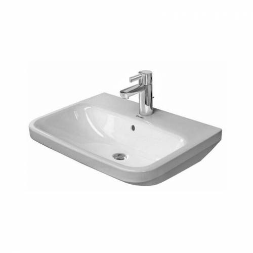 Duravit Durastyle Waschtisch, 600 mm • 600 x 440mm, weiß mit
