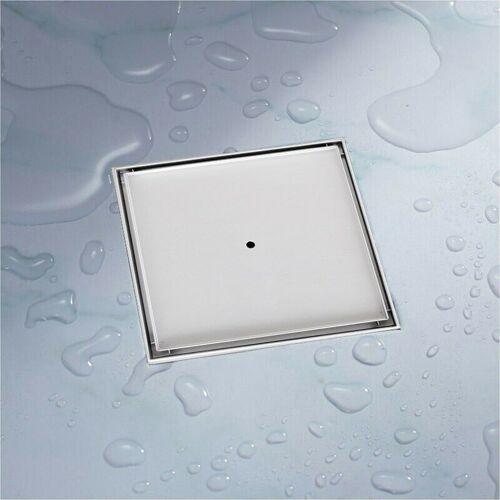 Bituxx - 25x25 Duschablauf Abfluss Duschabfluss Duschrinne