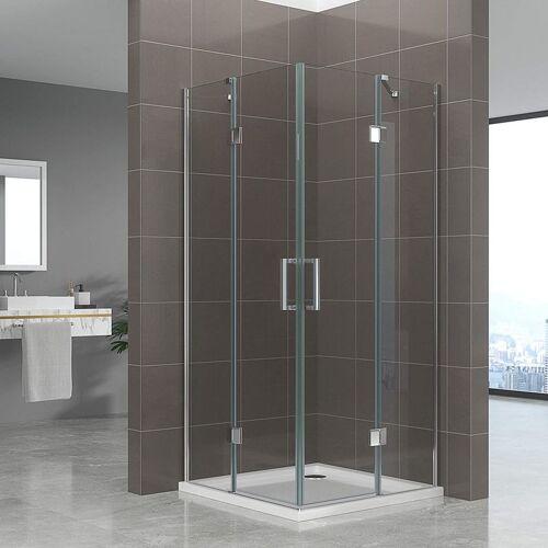 Duschbär Duschkabine Celine mit Eckeinstieg Eckduschkabine aus