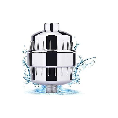 Bearsu - Duschfilter, Anti-Kalk-Duschfilter - Filtert Chloramin,