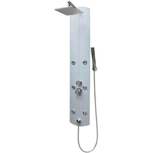 Dirks-traumbad - Duschsystem Rain Duschsäule Regendusche Massagedüsen