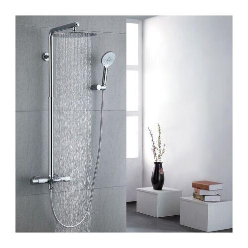 Homelody - Thermostat Duschsystem Regendusche Duscharmatur mit