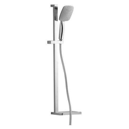 DEANTE Eckige Duschstange Duschstangenset Duschsäule Duschsystem - zum