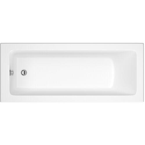 Hudson Reed - Einbau-Badewanne Rechteckbadewanne 1800mm x 800mm - ohne