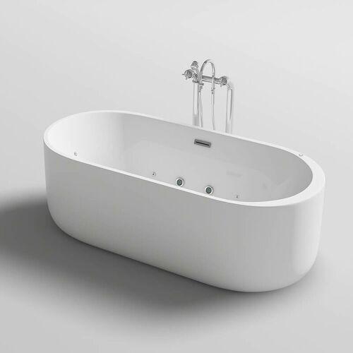 Home Deluxe - Freistehender Whirlpool Bola Plus   Badenwanne, Wanne,