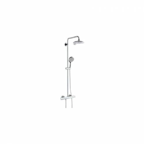 Grohe Euphoria Duschsystem Power&Soul 190 - 26186000 - Grohe