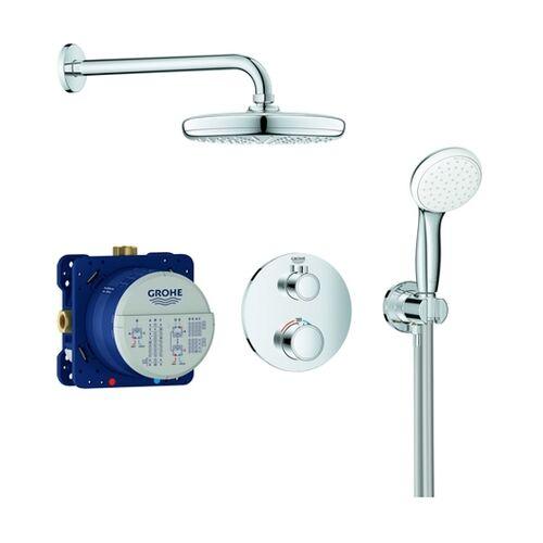 Grohe Unterputz -Duschsystem Grohtherm 34727 mit FMS