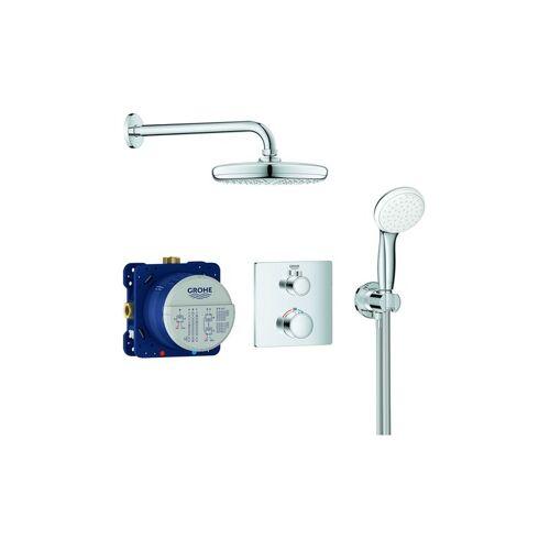 Grohe Unterputz -Duschsystem Grohtherm 34729 mit FMS