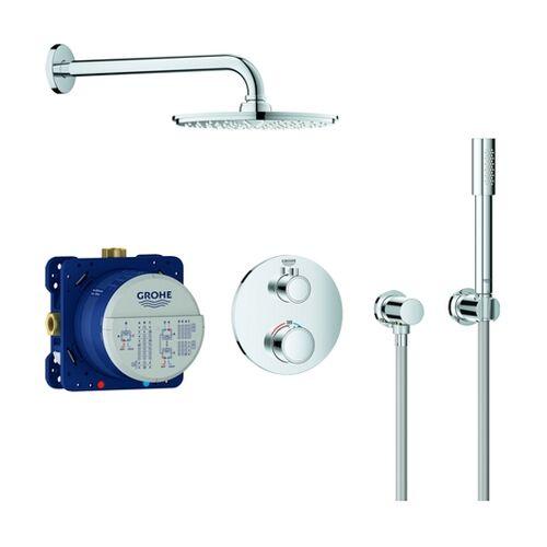 Grohe Unterputz -Duschsystem Grohtherm 34732 mit FMS